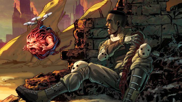 Contra Rogue Corps: Kommentierte Spielszenen aus dem kürzlich angekündigten Shooter
