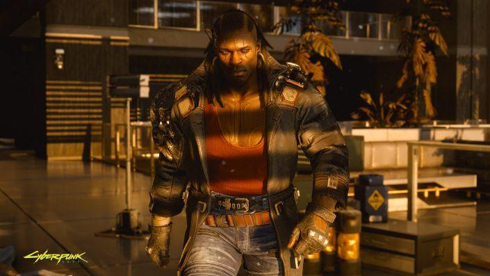 Cyberpunk 2077: Neue Screenshots zeigen Charaktere und Umgebungen