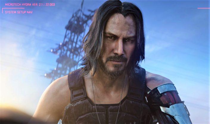 Cyberpunk 2077: Eine Verfilmung wird durch Keanu Reeves Beteiligung wahrscheinlicher