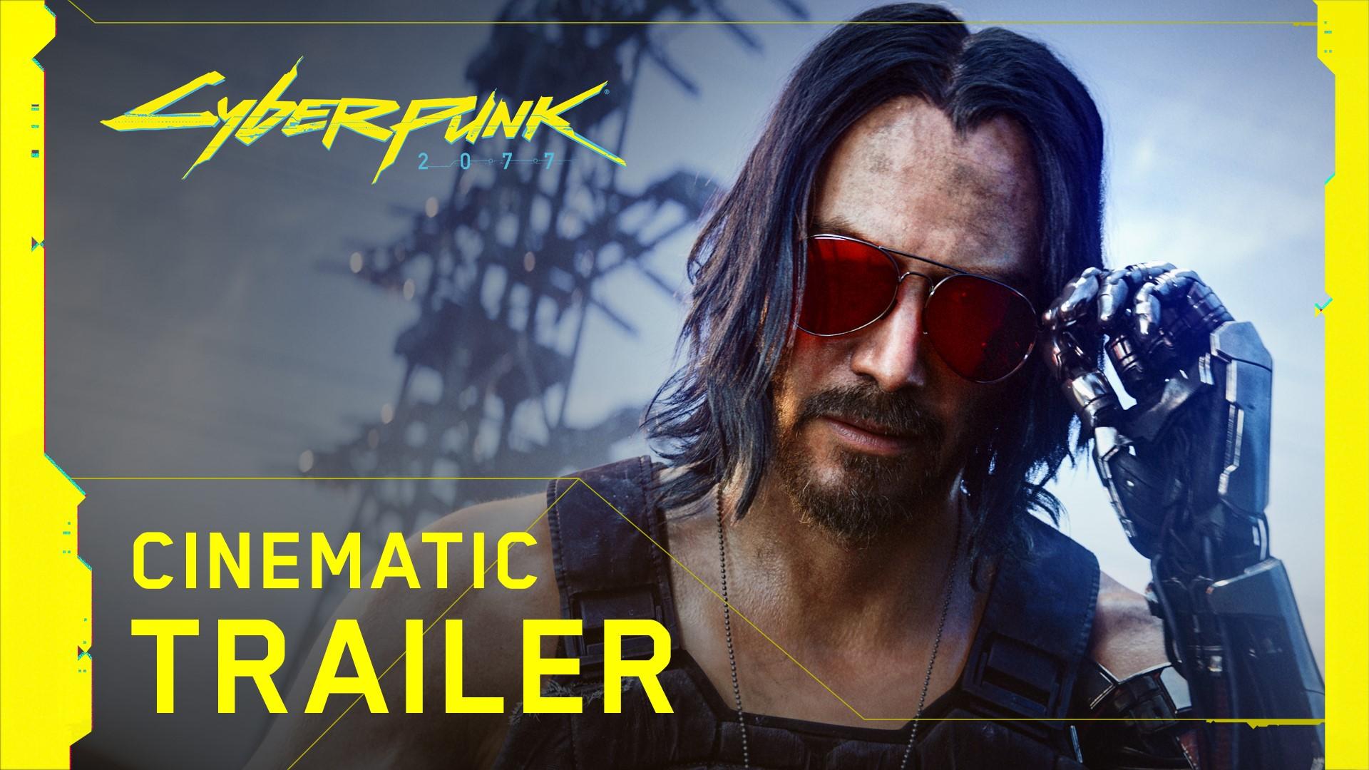 Cyberpunk 2077 Keanu Reeves_Thumbnail