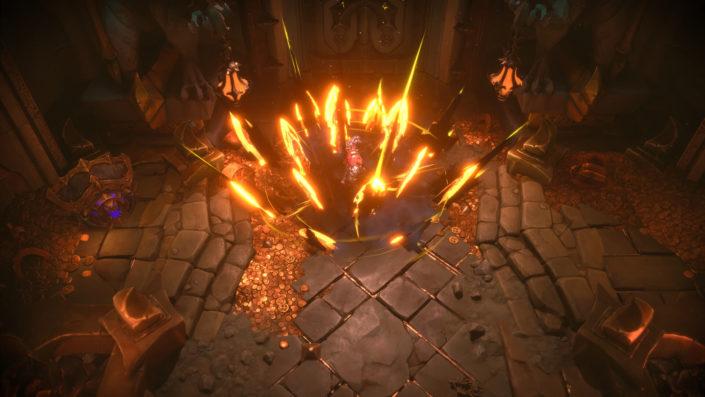 Games-Charts: Darksiders Genesis mit gutem Start im deutschen Handel