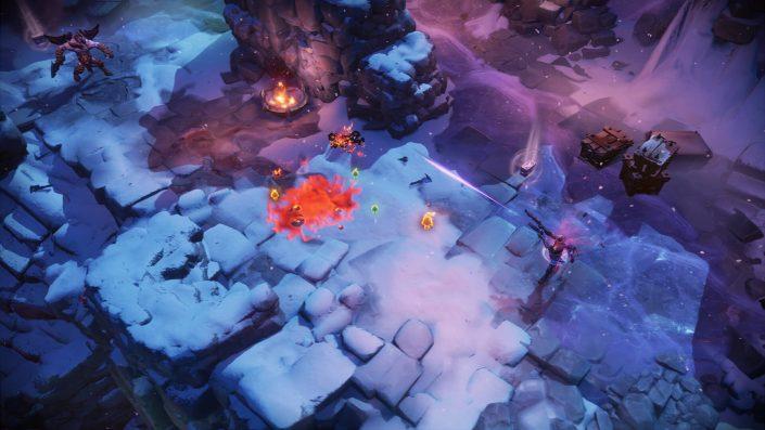 Darksiders Genesis: Launch-Trailer zum Release auf PS4, Xbox One und Switch