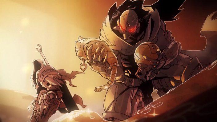 """Darksiders Genesis: Das Action-Rollenspiel im neuen """"You are not alone""""-Trailer präsentiert"""