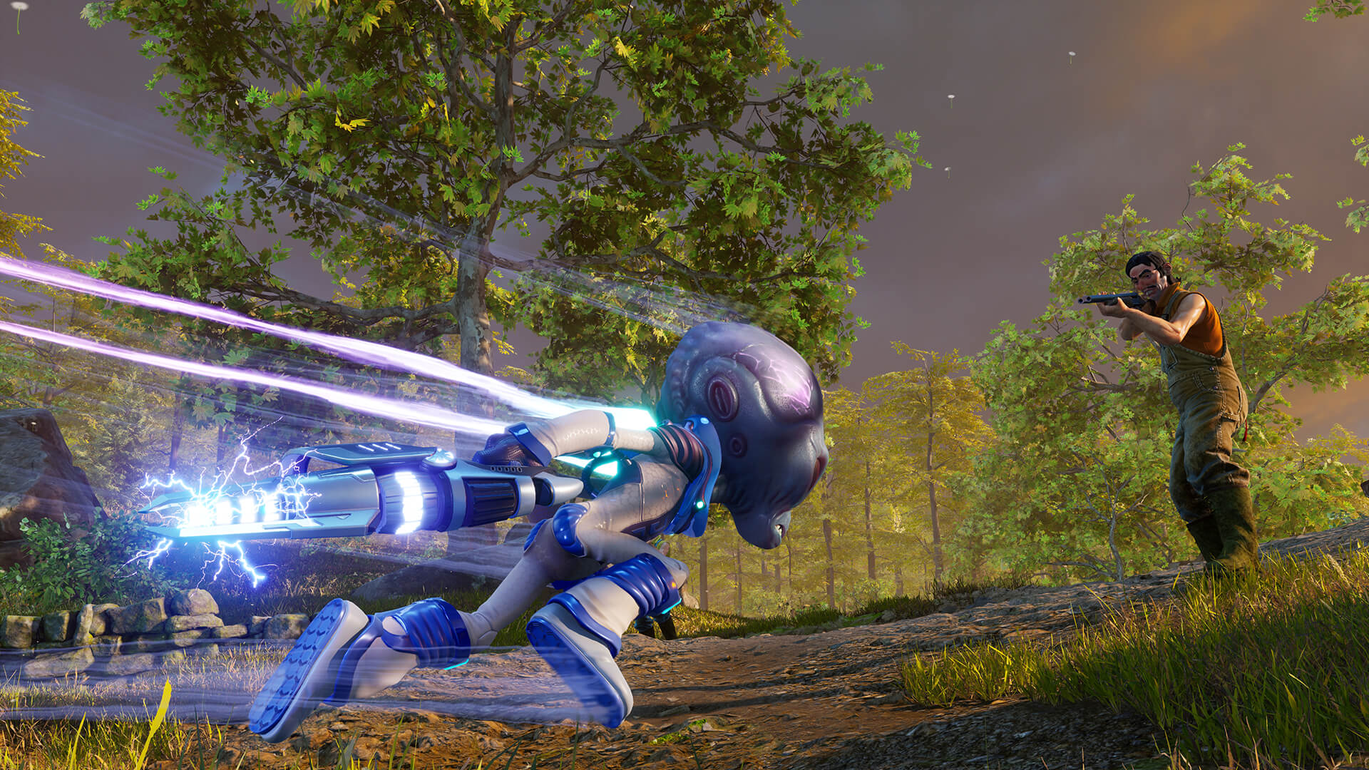 Destroy All Humans Remake Screenshot (7)