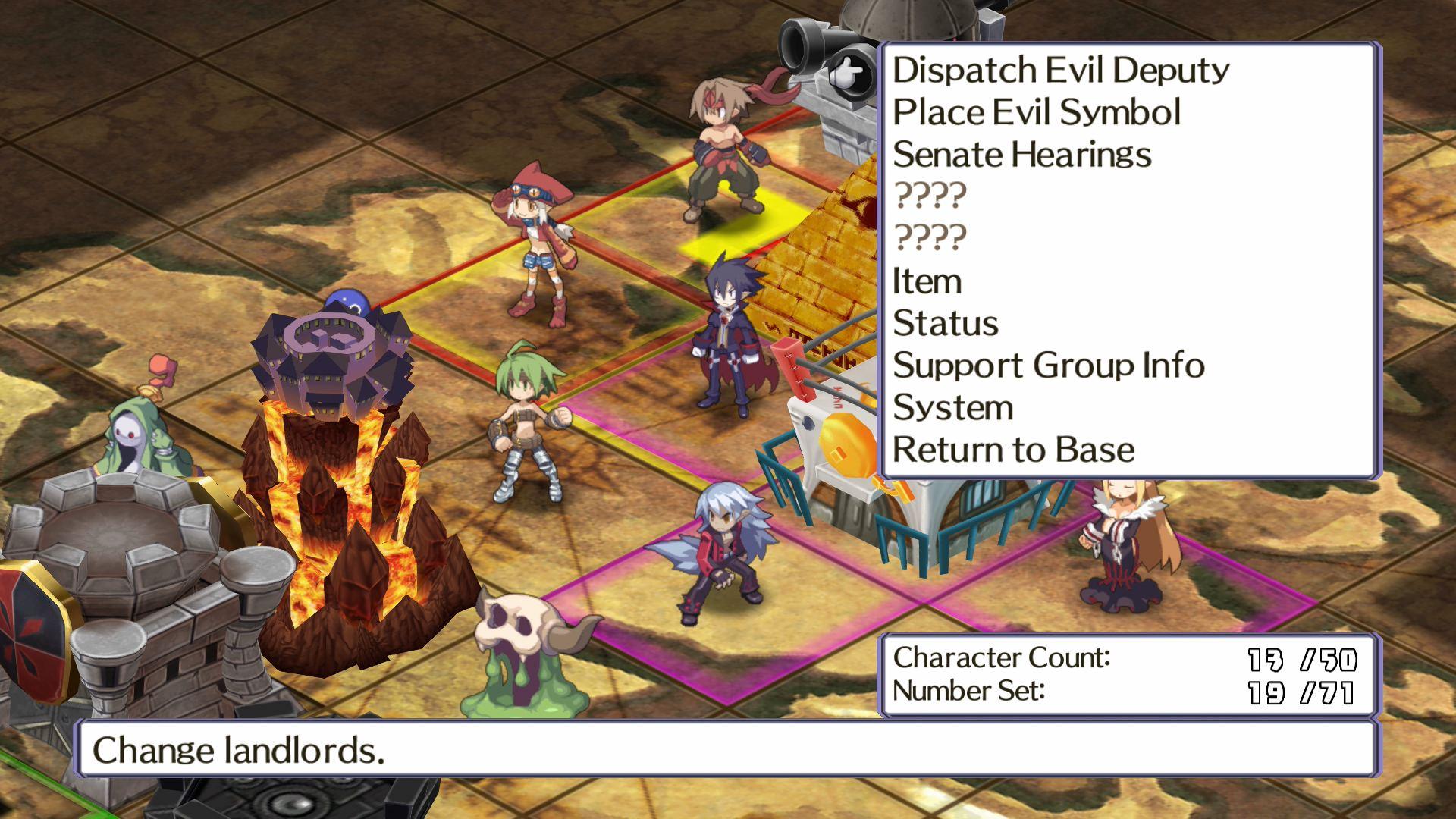 Disgaea 4 Complete+ Combat_1