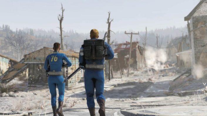 Fallout 76: Der Survival-Modus wird in der nächsten Woche entfernt