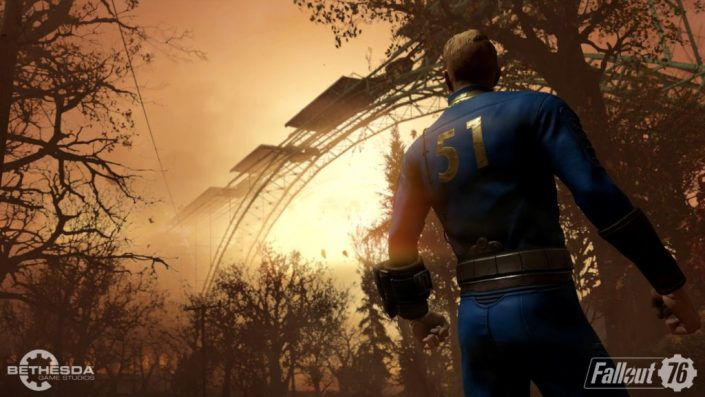 "Fallout 76: Erste NPC-Stadt ""Mole Man City"" geleakt?"