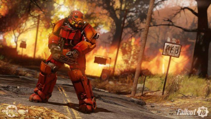Fallout 76 Wastelanders: Update-Größe, Freischaltzeit und Changelog