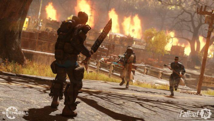 Fallout 76: Update 20 zum Download – Changelog und Details