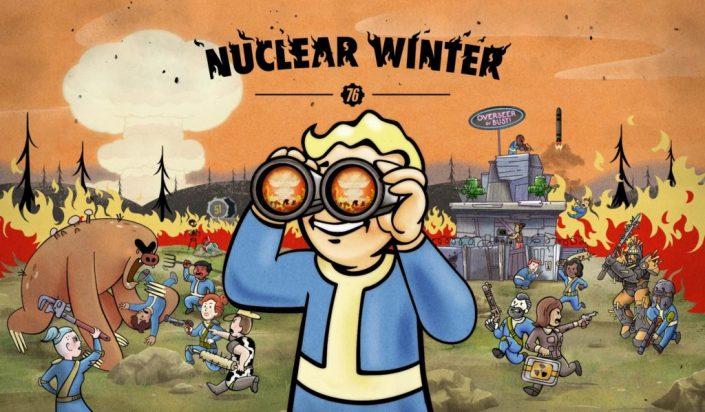 """Fallout 76: Bethesda feiert Erfolg des Battle Royale-Modus und führt """"Nuclear Winter"""" dauerhaft ein"""