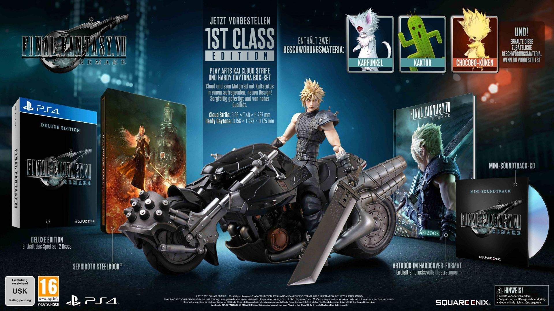 Final-Fantasy-VII-Remake-1st-Class-Edition-Bild-1