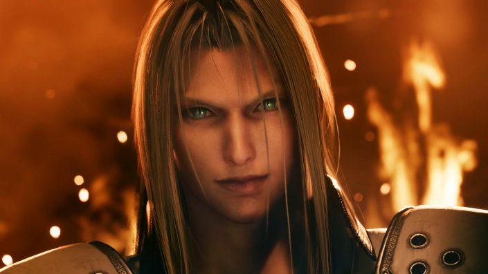Final Fantasy VII Remake: Neuer Trailer auf der Tokyo Game Show 2019