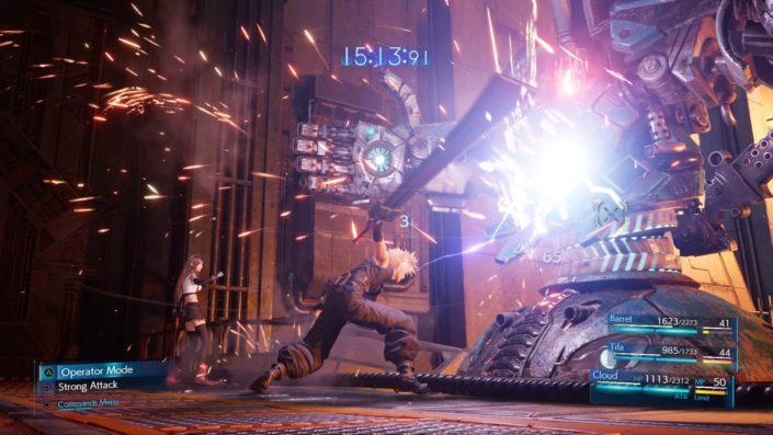 Final Fantasy VII Remake: Cross-Gen-Release für PS5 und PS4 angedeutet