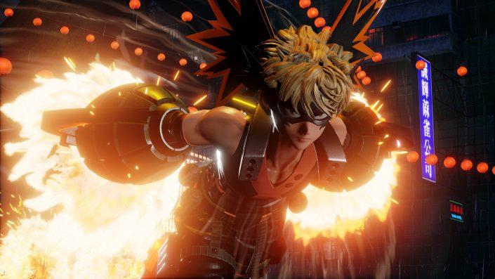 Jump Force: Die DLC-Charaktere Meruem & Hiei haben einen Termin – Neuer Trailer