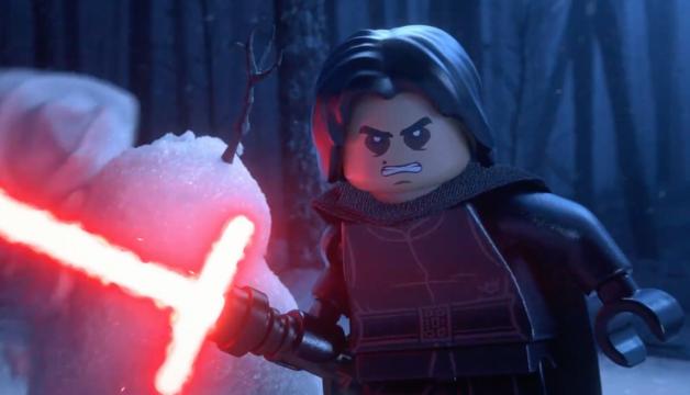 LEGO Star Wars Die Skywalker Saga: Bietet über 300 spielbare Charaktere