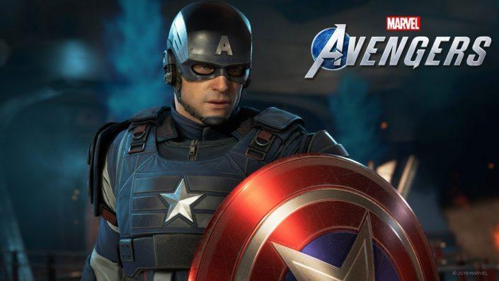Marvel's Avengers: Es ist ein storybasiertes Live-Service-Game, das mehrere Jahre unterstützt werden soll