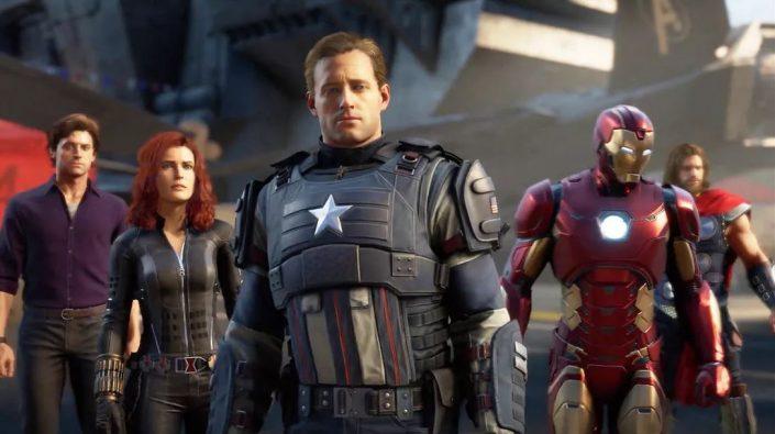 Marvel's Avengers: Die Gameplay-Premiere erfolgt nächste Woche