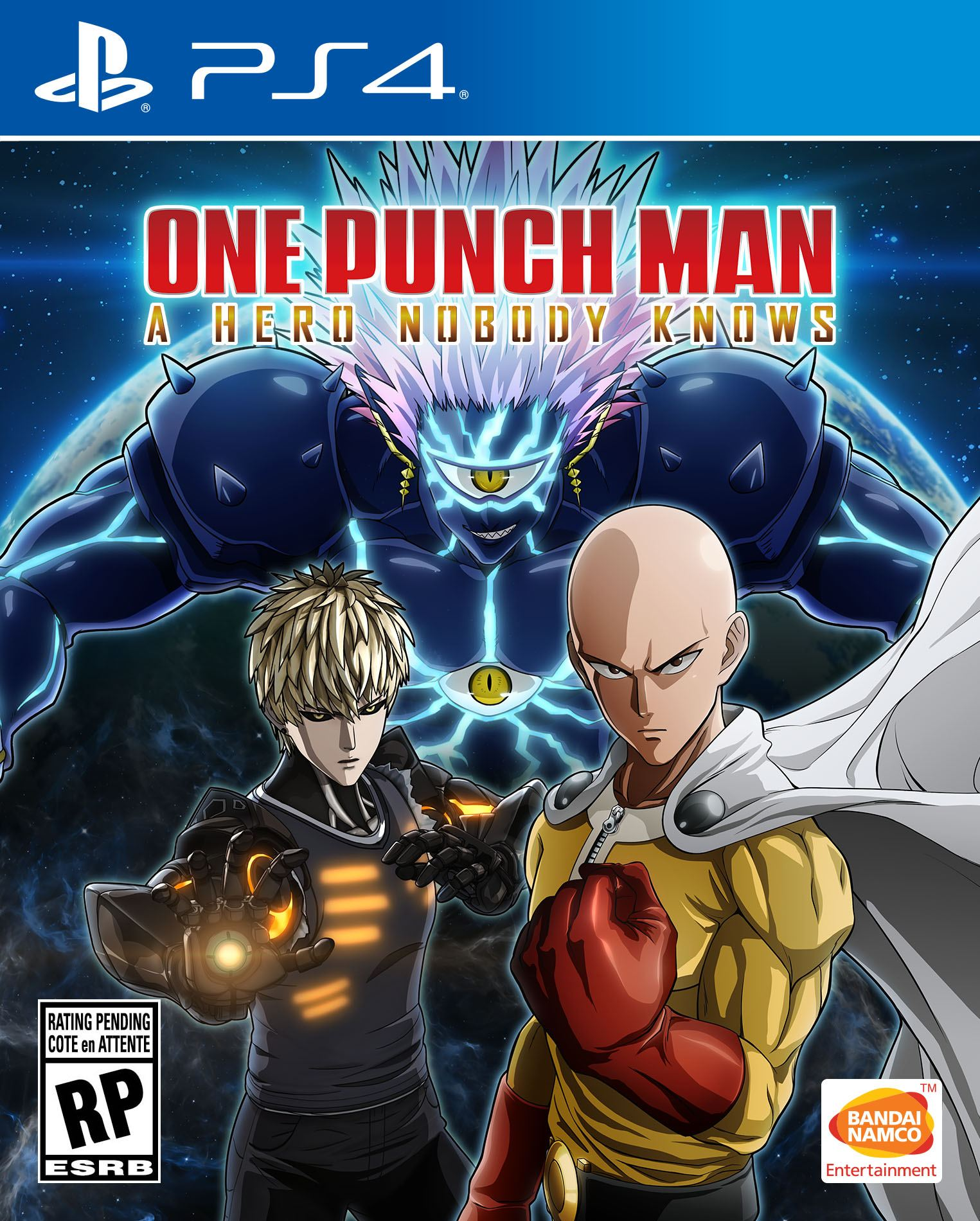 One Punch Man A Hero Nobody Knows (34)
