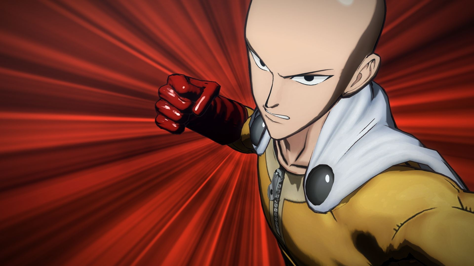 One Punch Man A Hero Nobody Knows (5)