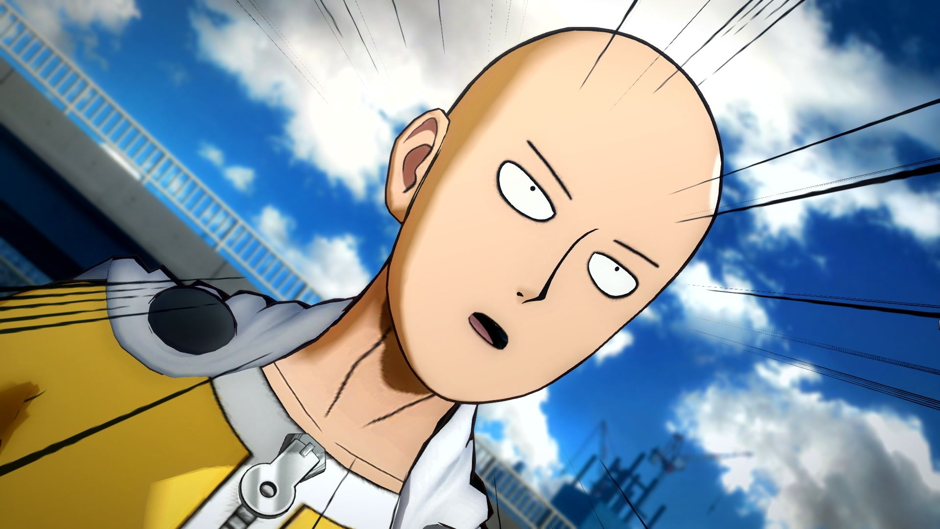 One Punch Man A Hero Nobody Knows (7)