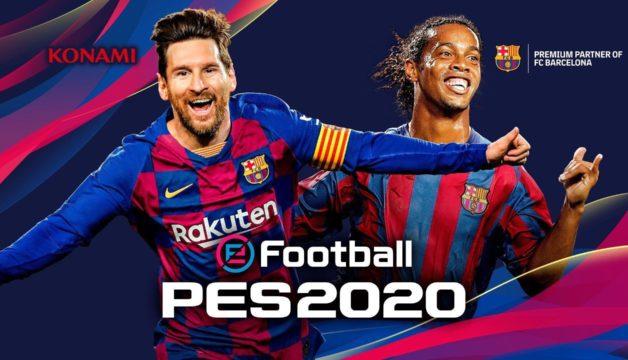 eFootball PES 2020: Video zeigt ein Gameplay-Walkthrough – weitere Clips und Bilder