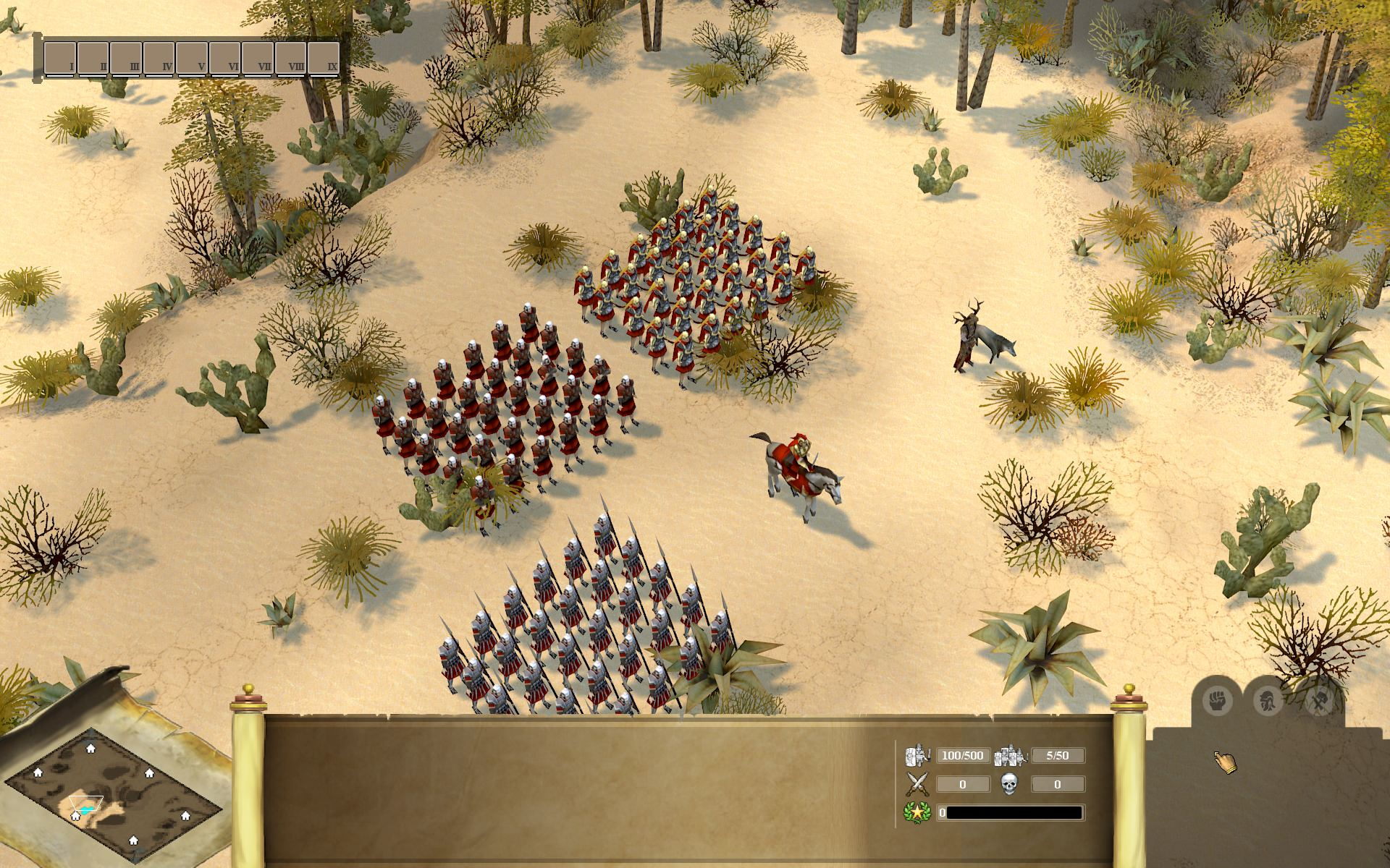 Praetorians HD Remastered Face-Off-New