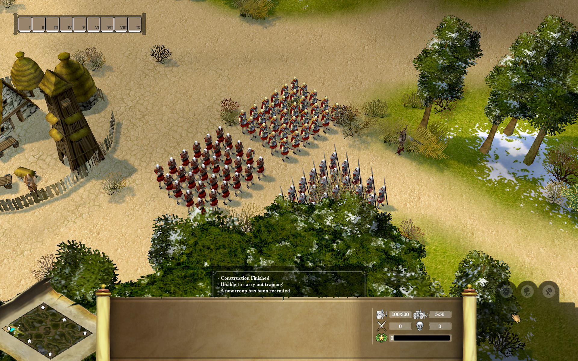 Praetorians HD Remastered Snowy-New