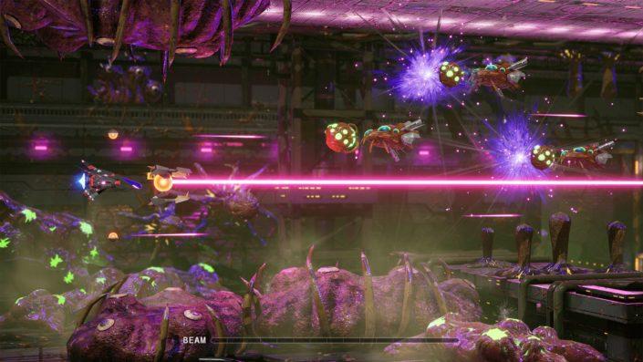 R-Type Final 2: Shoot'em Up erscheint 2021 für die Konsolen und den PC