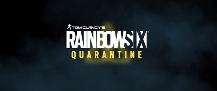 Rainbow Six Quarantine: Ubisoft denkt über eine Namensänderung nach