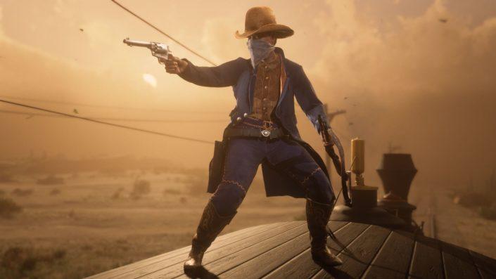 Red Dead Online: Rollen-XP-Boni und Rabatte – Die Inhalte der Woche
