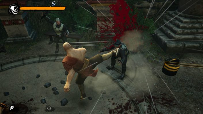 Redeemer Enhanced Edition: Launch-Trailer zum heutigen Release des Action-Brawlers
