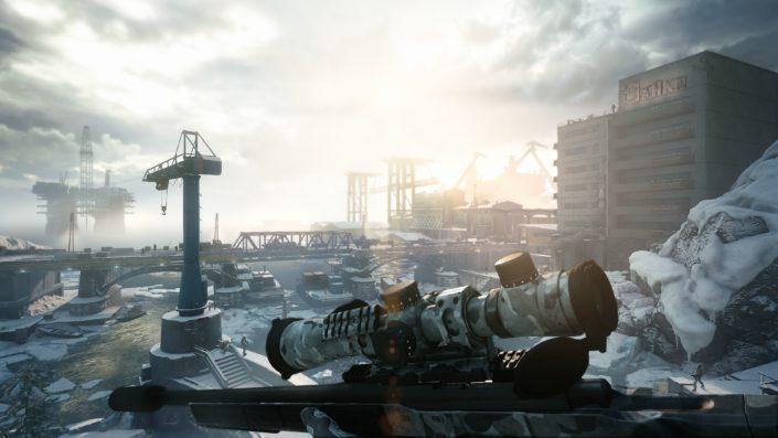 Sniper Ghost Warrior Contracts: Releasetermin für Scharfschützen-Shooter eingeschossen – Trailer