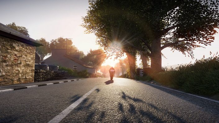 TT Isle of Man – Ride on the Edge 2: Launch-Trailer zur neuen Rennsimulation