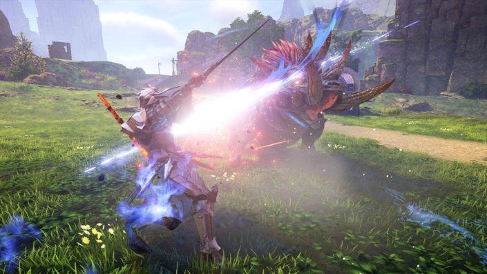 Tales of Arise: Charaktere und Kämpfe im offiziellen Tokyo Game Show-Trailer präsentiert