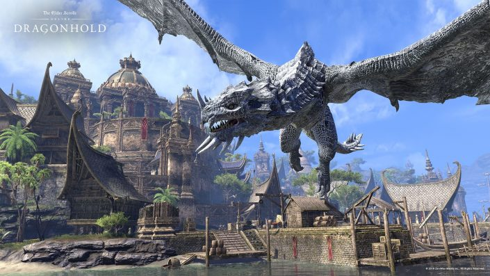 Zenimax Online: Früherer Last of Us-Entwickler wirkt an Triple-A-Produktion mit