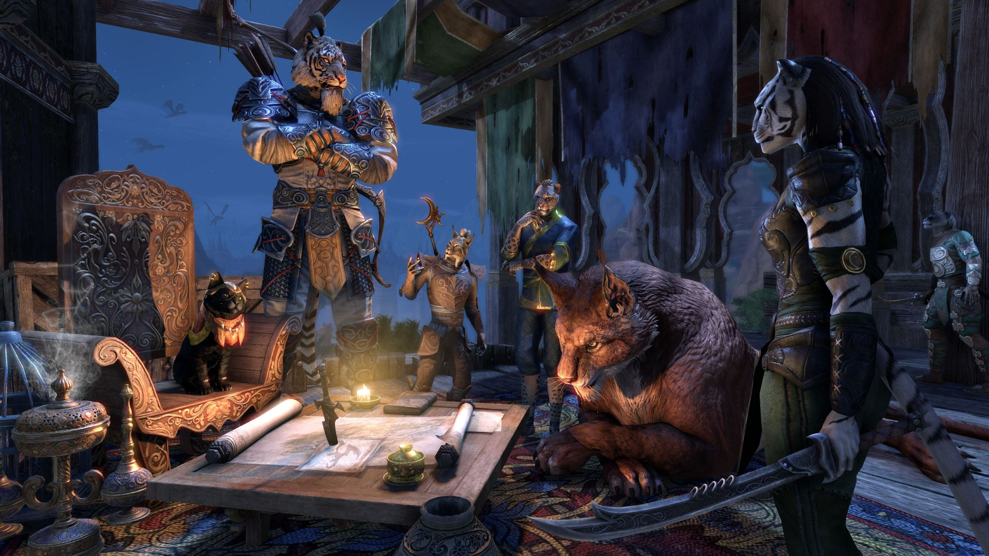 The Elder Scrolls Online Elsweyr (2)