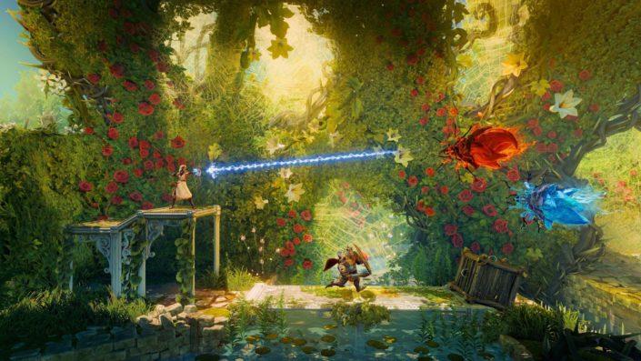 Trine 4: Neues Gameplay-Video und Entwickler-Video zum Puzzle-Plattformer