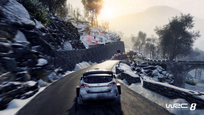 WRC 8: eSports-Turnier mit professionellen Rallye-Piloten angekündigt