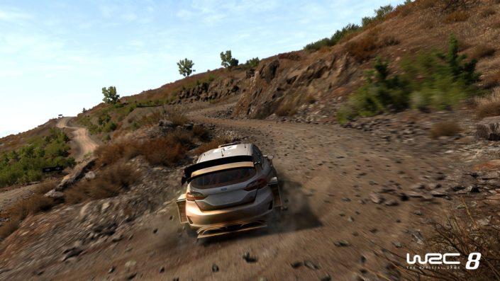 WRC 8: Großteil der Physik-Engine neu entwickelt – Dev-Diary-Video