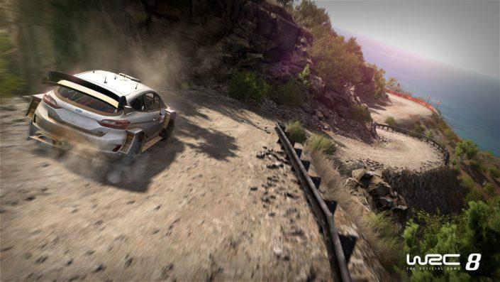 WRC 8: Rennprofis geben ihr Feedback nach einer Probefahrt mit der Rally-Simulation