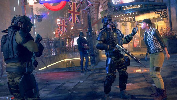 Watch Dogs Legion: Gratis-Weekend auf PS4 und PS5 angekündigt