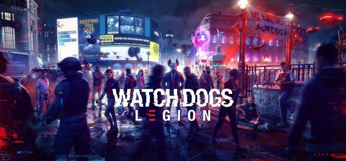 Watch Dogs Legion: Die Spieler sind Dedsec – Neues Video mit weiteren Gameplay-Details