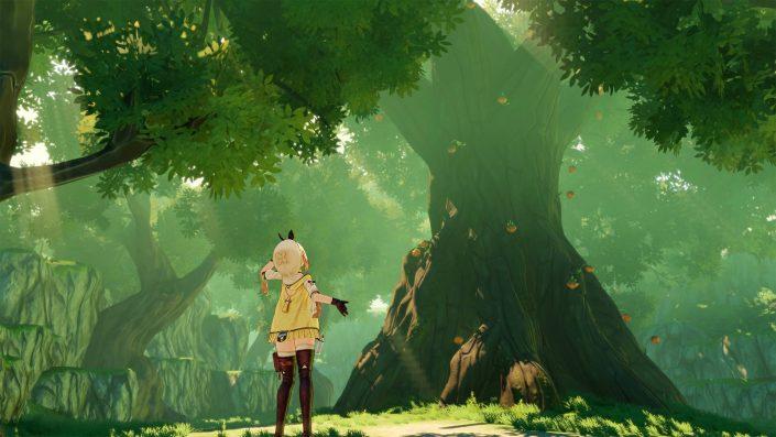Atelier Ryza 2: Theme-Song und Gameplay-Szenen enthüllt
