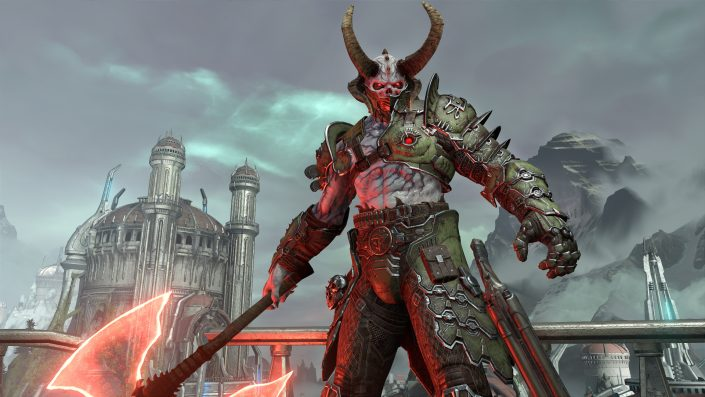 Doom Eternal: Der Battle-Modus im kommentierten Gameplay-Video vorgestellt
