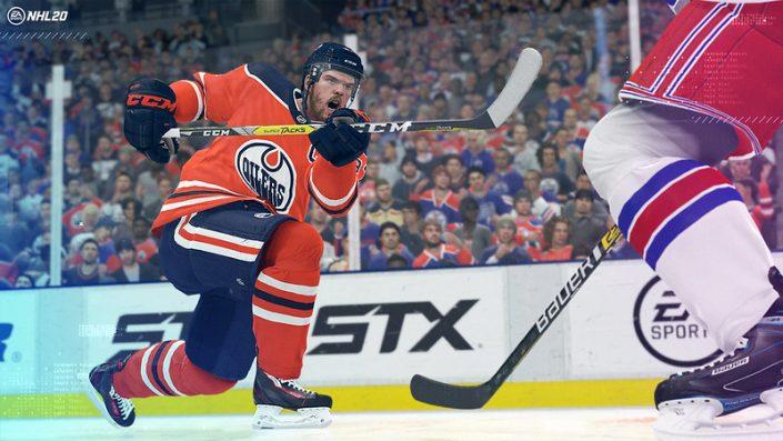 NHL 21: Offizielle Enthüllung offenbar in dieser Woche