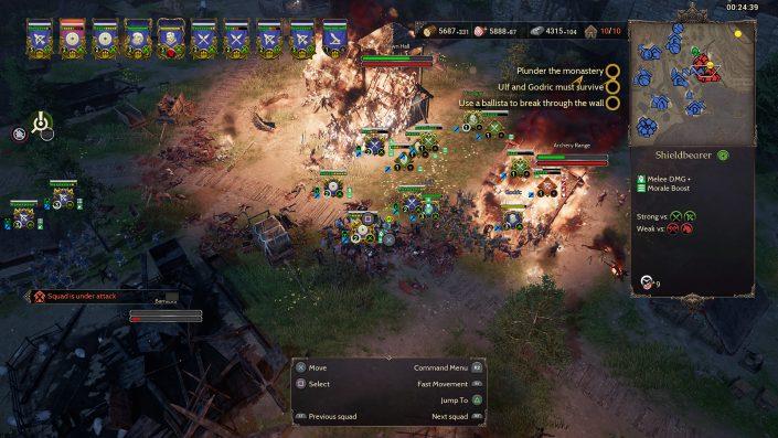 Ancestors Legacy: Das Echtzeitstrategiespiel kommt im August auf die PS4