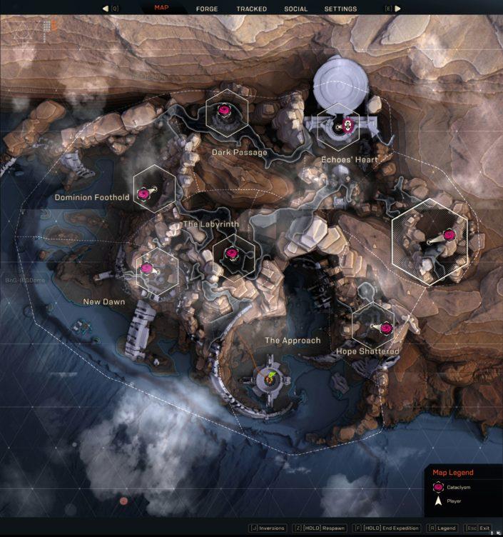 Reviews >> Anthem Cataclysm Map 1 - play3.de - PS5 & PS4 News - Tests