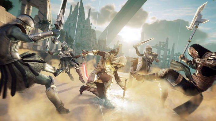 Assassin's Creed Odyssey: Diese Inhalte warten im August 2019 auf die Community