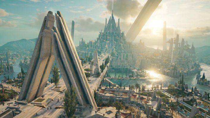 Assassin's Creed Odyssey: Termin der finalen Atlantis-DLC-Episode angekündigt