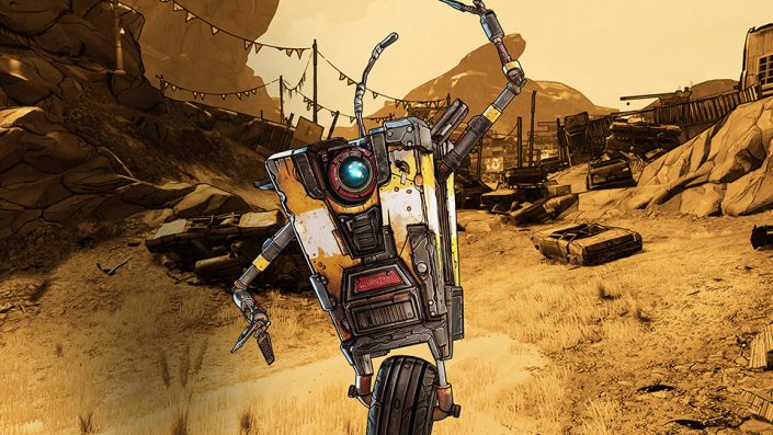 Borderlands 3: Neues Ping-System im Gameplay-Video vorgestellt